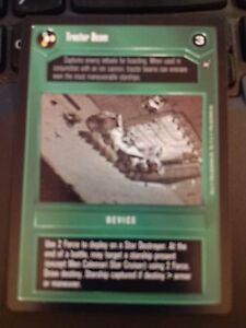 Star Wars CCG A New Hope Limited BB DS-61-4