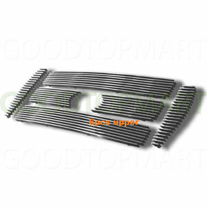 FOR FORD F650 F750 F-650 F-750 2004-2012 UPPER BILLET GRILLE GRILL INSERT