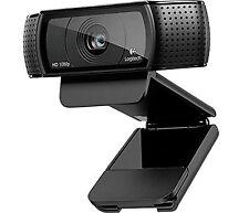 Logitech C920 HD Pro USB 1080p Webcam C920 Webcam