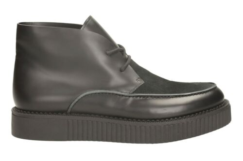 Clarks Mens ** V/&A Rockn Top Black Combi ** Limited Edition ** UK 7,8,9,10,11 G