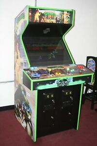 Details about TMNT KONAMI ARCADE GAME 4 PLAYER NEW CABINET AND ELECTRONICS  ORIGINAL GAME BOARD
