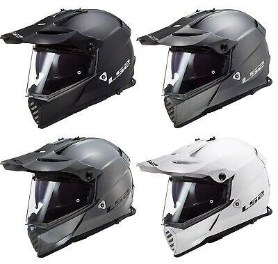 Rainbow LS2 MX436 Pioneer V2 Visera de repuesto para casco de motocicleta