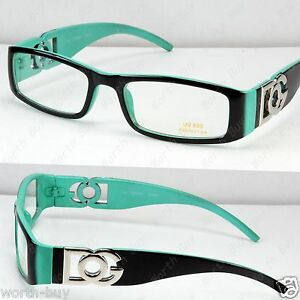 New DG Clear Lens Frames Glasses Fashion Mens Womens ...