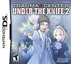 Trauma Center: Under the Knife 2 (Nintendo DS, 2008)