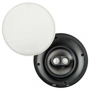 Polk-Audio-V6S-High-Performance-Vanishing-In-Ceiling-Speaker-4-Each-New