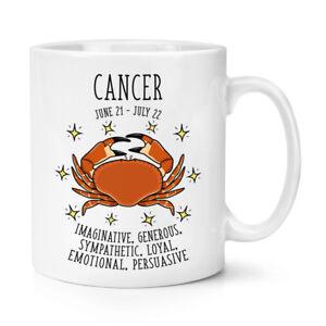 Cancer-Horoscope-10oz-Mug-Cup-Horoscope-Star-Sign-Astrology-Zodiac-Birthday