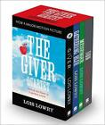 The Giver Boxed Set: The Giver, Gathering Blue, Messenger, Son von Lois Lowry (2014, Taschenbuch)