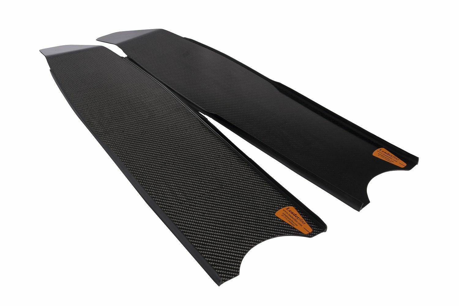 Leaderfins Carbon Fiber Freediving and Spearfishing Stereoblades
