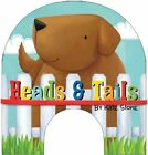 Heads & Tails by Andrews McMeel Publishing (Board book, 2013)