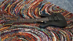 Schecter SGR Demon c-7 Satin Black 7 corde chitarra elettrica