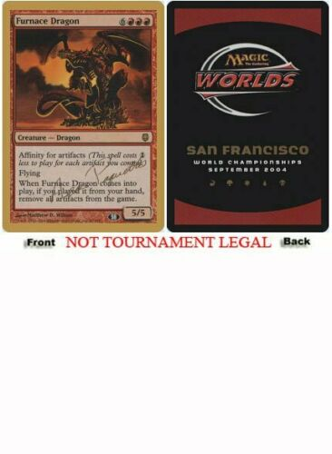 Furnace Dragon Sideboard - Aeo Paquette - 2004 World Championship PLD ABUGames