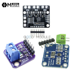 INA219-GY-219-INA3221-I2C-Bi-directional-DC-Current-Power-Supply-Sensor-Breakout