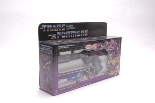 Top Transformers G1 Decepticon SHOCKWAVE MIB UNUSED MINT REISSUE Für Kinder Kids