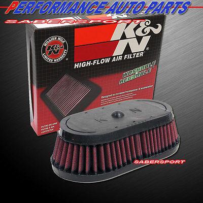 K/&N Hi-Flow Air Intake Drop In Filter YA-3586 For 07-18 Yamaha WR250R WR250X