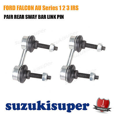 FULL KIT FORD FALCON FG AND FPV GT XR6 XR8 HEAVT DUTY FRONT SWAY BAR LINK KIT