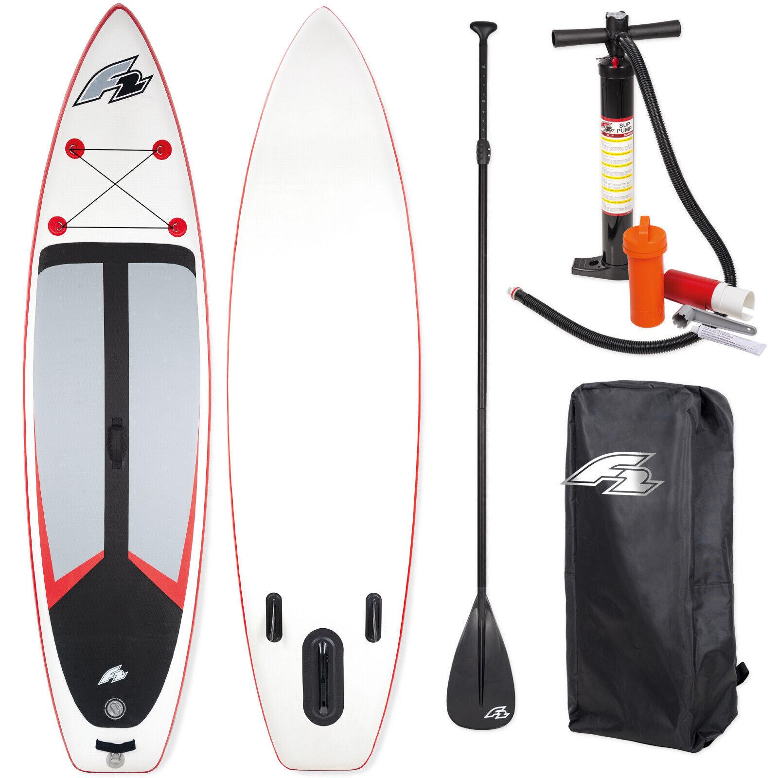 F2 sup vega 11,5 stand up paddle board completamente set 350 cm hinchable 2019