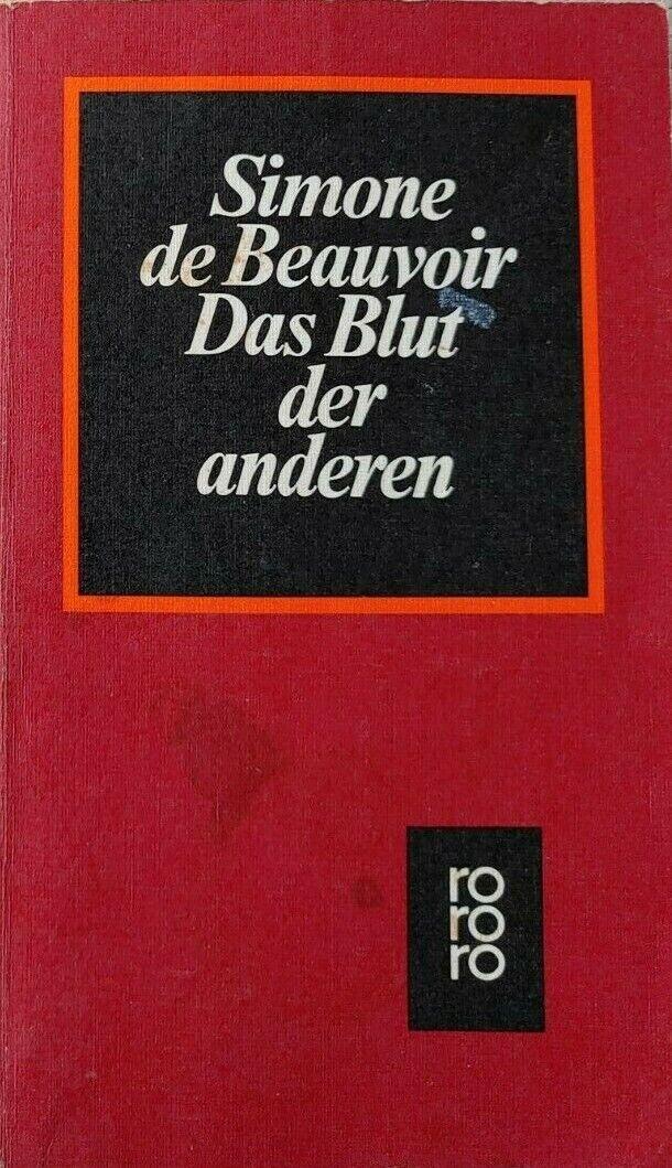 Das Blut der anderen von Simone de Beauvoir (Taschenbuch) - Simone de Beauvoir