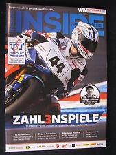 Programmaboekje Superbike IDM TT Circuit Assen 2014
