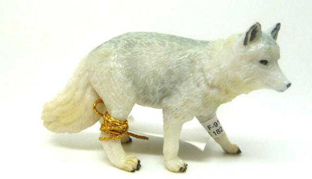 Neu 1-3-6 ) Papo 50200 Polarfuchs Fuchs  Tierfiguren