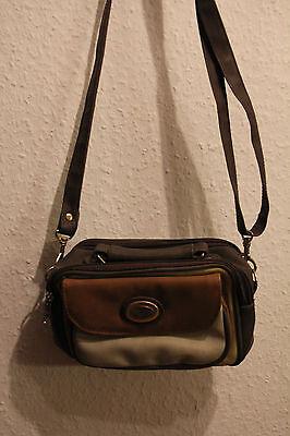 Braun-Beige Handtasche von GF Paris