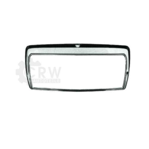Frame Radiator Grill Front Mercedes W124 Year 07.93-06.95 Chrome Plated 8UE