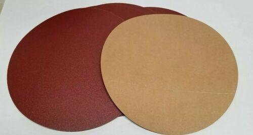 """Fits Powermatic Disc Sanders . 12/"""" Sanding Discs,Cloth.PSA 5 pcs Mirka,Findland"""