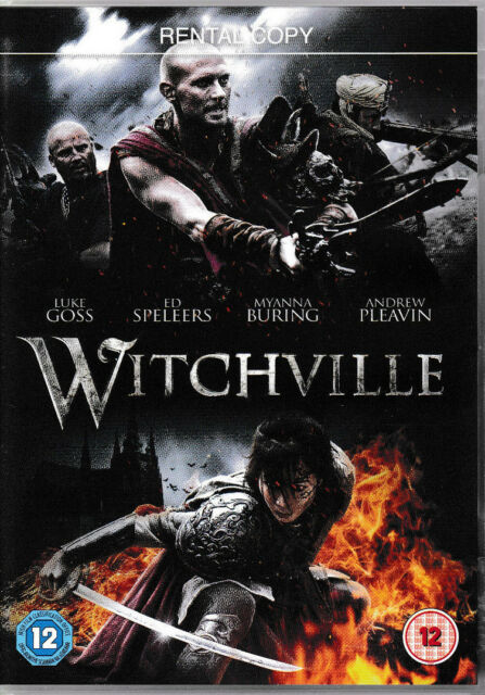 WITCHVILLE RENTAL - DVD - Brand New Rental DVD