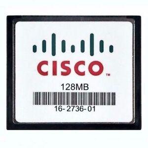 Cisco-MEM-128CF-128-MB-Compact-Flash-Memory-1841-2811-2821-2851-3825-3845-Router
