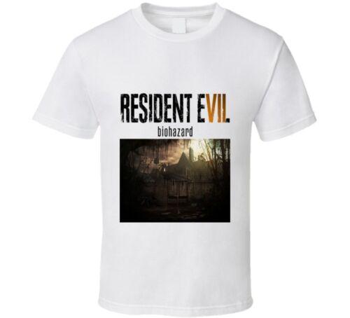 Resident Evil 7 Biohazard T Shirt