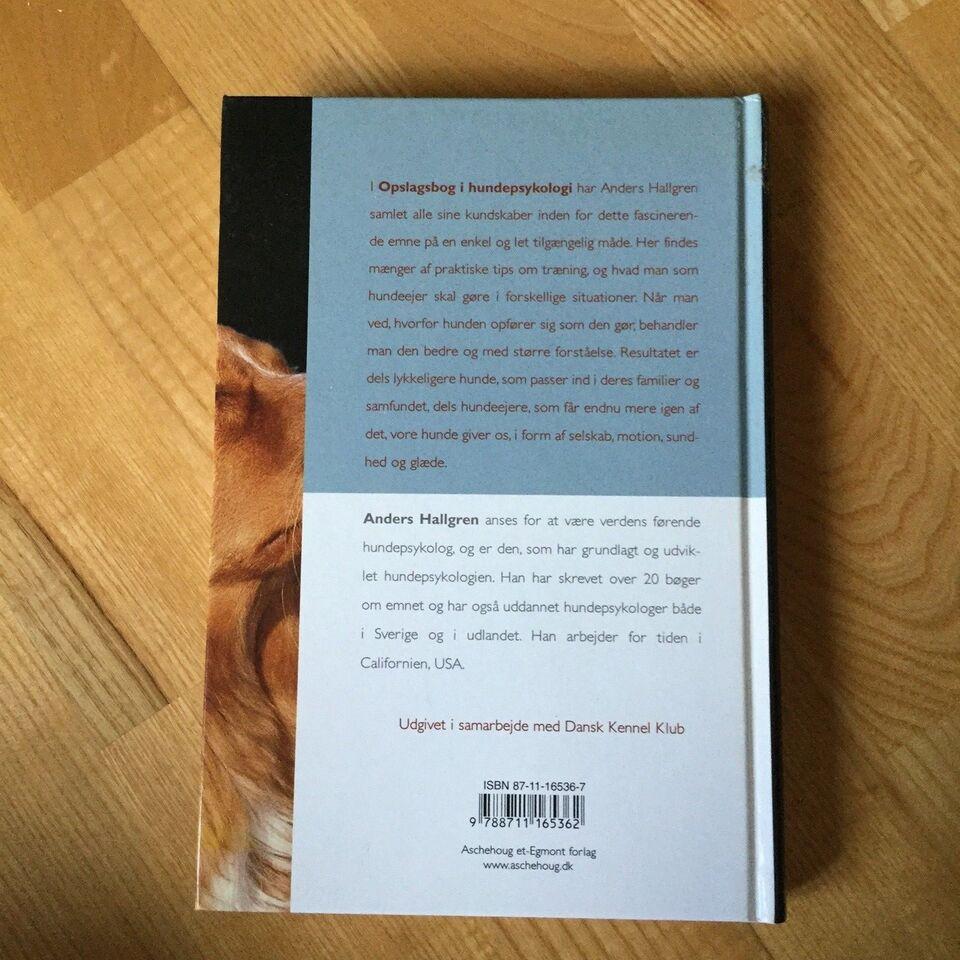 Andet, Forskellige hundebøger