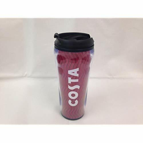 Costa Coffee Travel Mug/Tumbler/Cup Flask Thermal Hot Drinks 450ml New
