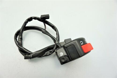 Interruptor de Manillar Derecho Interruptor Suzuki DL 1000 V-Strom 2004-2007
