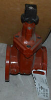 Nibco F-619-rw-son Gate Valve W/ Square Operator Nut 3 Unused Nhac07fx