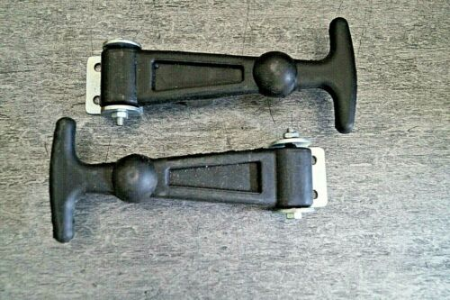 Haubengummi Haubenverschluß Gummi Haubenhalter 120 mm Haubenspanner 4 Stück