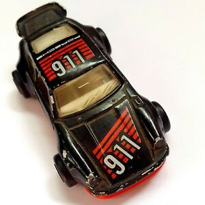 MAJORETTE-Porsche-911-Turbo-Car-Toy-1-57-Scale-Made-in-France