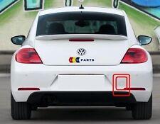 VOLKSWAGEN VW BEETLE 11-16 NEW GENUINE REAR BUMPER TOW HOOK COVER CAP 5C5807441