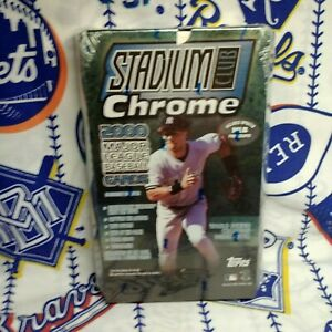 2000-Topps-Stadium-Club-Chrome-Baseball-Hobby-Box