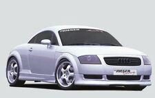 Rieger Frontspoileransatz für Audi TT 8N Coupe/ Roadster