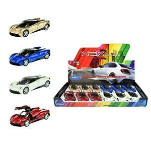 Modellino-Auto-Paganai-Huayra-Hypercar-Dosi-a-Caso-Colore-1-3-4-39-Licenza