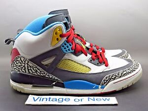 pick up f8cdb e4e28 Image is loading Nike-Air-Jordan-Spizike-Bordeaux-2012-sz-10
