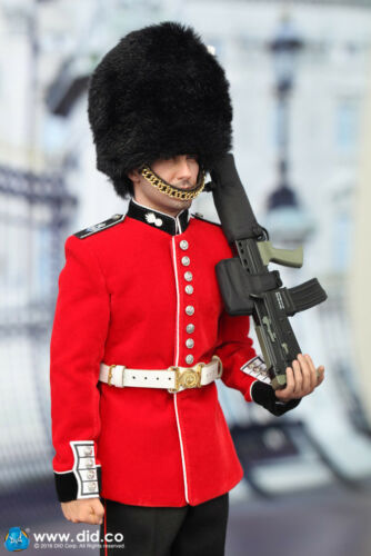 DID K80134A British Infantry The Guard Soldier 1//6 Figure