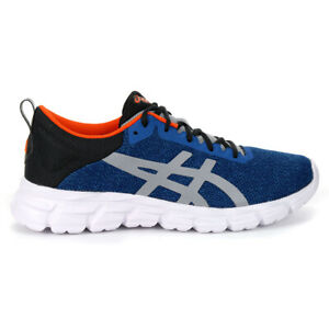 ASICS Men's Gel-Quantum Lyte Mako Blue/Sheet Rock Running Shoes 1021A116.400 NEW