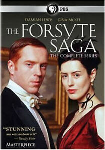 The-Forsyte-Saga-The-Complete-Series-New-DVD