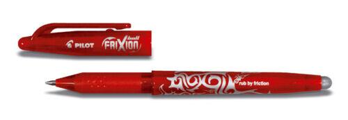Tintenroller Frixion Ball 0,4mm korrigierbar Farben div Tintenschreiber