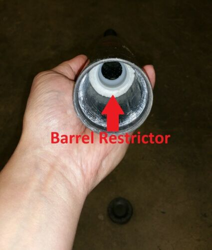 Anarchy Softball Bat Barrel Restrictor Removal Service or Rattle Removal Service