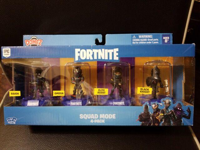 Fortnite Squad Mode 4 Figure Pack série 1 simple