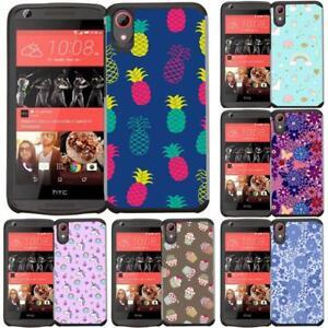 Funda-hibrida-Slim-Color-Pastel-Flor-Unicornio-Para-HTC-530-555-650-626-Desire-626S