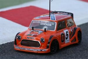 montech-Turbo-Spidi-Mini-Carreras-1-10-Estructura-210mm-Base-de-ruedas-M05