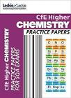 CfE Higher Chemistry Practice Papers for SQA Exams (Practice Papers for SQA Exams) by Barry McBride, Leckie & Leckie (Paperback, 2015)