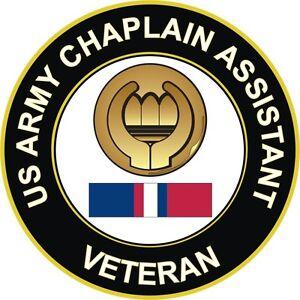 Army-Chaplain-Assistant-Kosovo-Veteran-5-5-034-Decal-Sticker